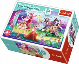 Puzzle 54 mini Enchantimals Trefl 19619